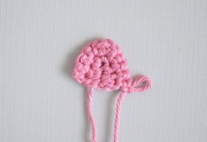 Free Jigglypuff Amigurumi Crochet Pattern Step 4