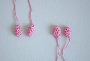 Free Jigglypuff Amigurumi Crochet Pattern Step 8