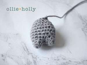 Free Toronto Raccoon Amigurumi Crochet Pattern Step 6