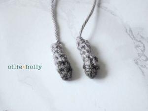 Free Toronto Raccoon Amigurumi Crochet Pattern Step 9