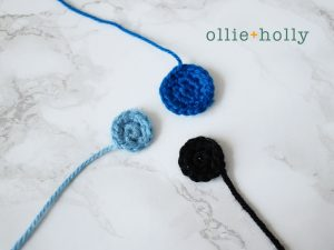 Free Disney Scrump Doll Amigurumi Crochet Pattern (Lilo & Stitch) Step 5