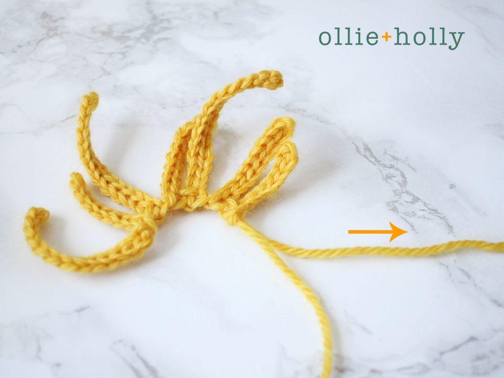 Free Disney Scrump Doll Amigurumi Crochet Pattern (Lilo & Stitch) Step 12