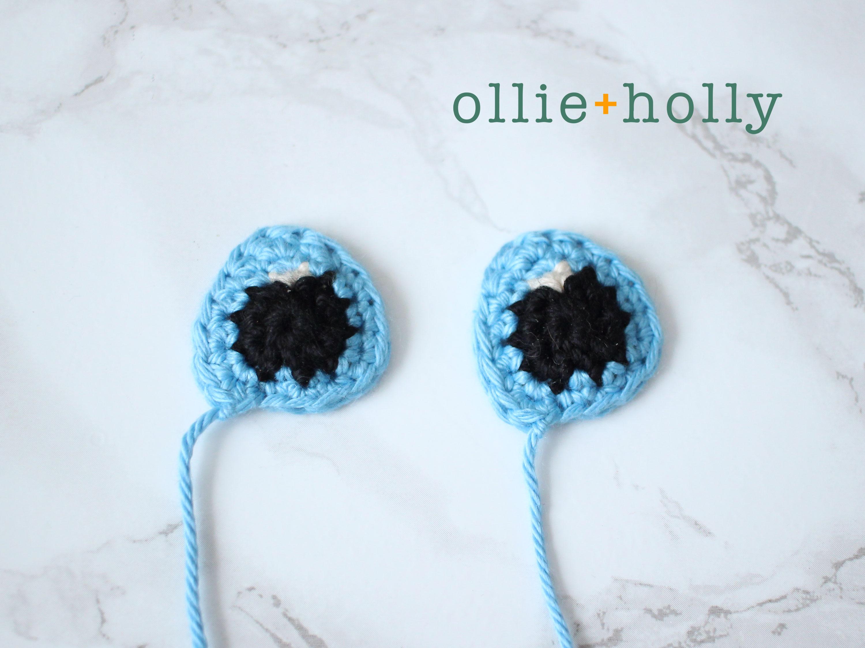 Free Disney Lilo & Stitch Amigurumi Crochet Keychain/Bag Charm Pattern Step 4
