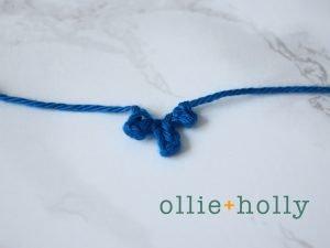 Free Disney Lilo & Stitch Amigurumi Crochet Keychain/Bag Charm Pattern Step 3