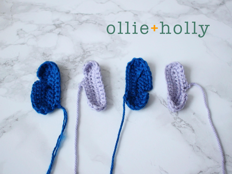 Free Disney Lilo & Stitch Amigurumi Crochet Keychain/Bag Charm Pattern Step 5
