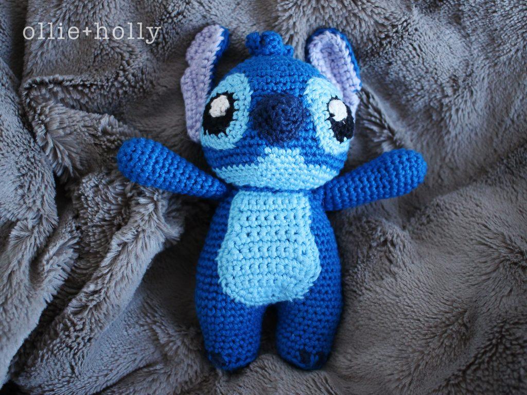 Lilo and Stitch Amigurumi Crochet Pattern Notes