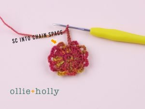 Free Crochet Grocery Produce Bag Pattern Step 5