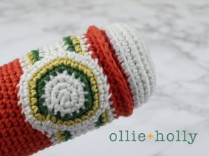 Free Ketchup Bottle Pillow Amigurumi Crochet Pattern Step 21