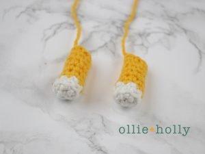 Free Shiba Inu Amigurumi Crochet Pattern Step 6