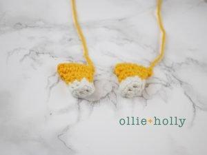 Free Shiba Inu Amigurumi Crochet Pattern Step 7