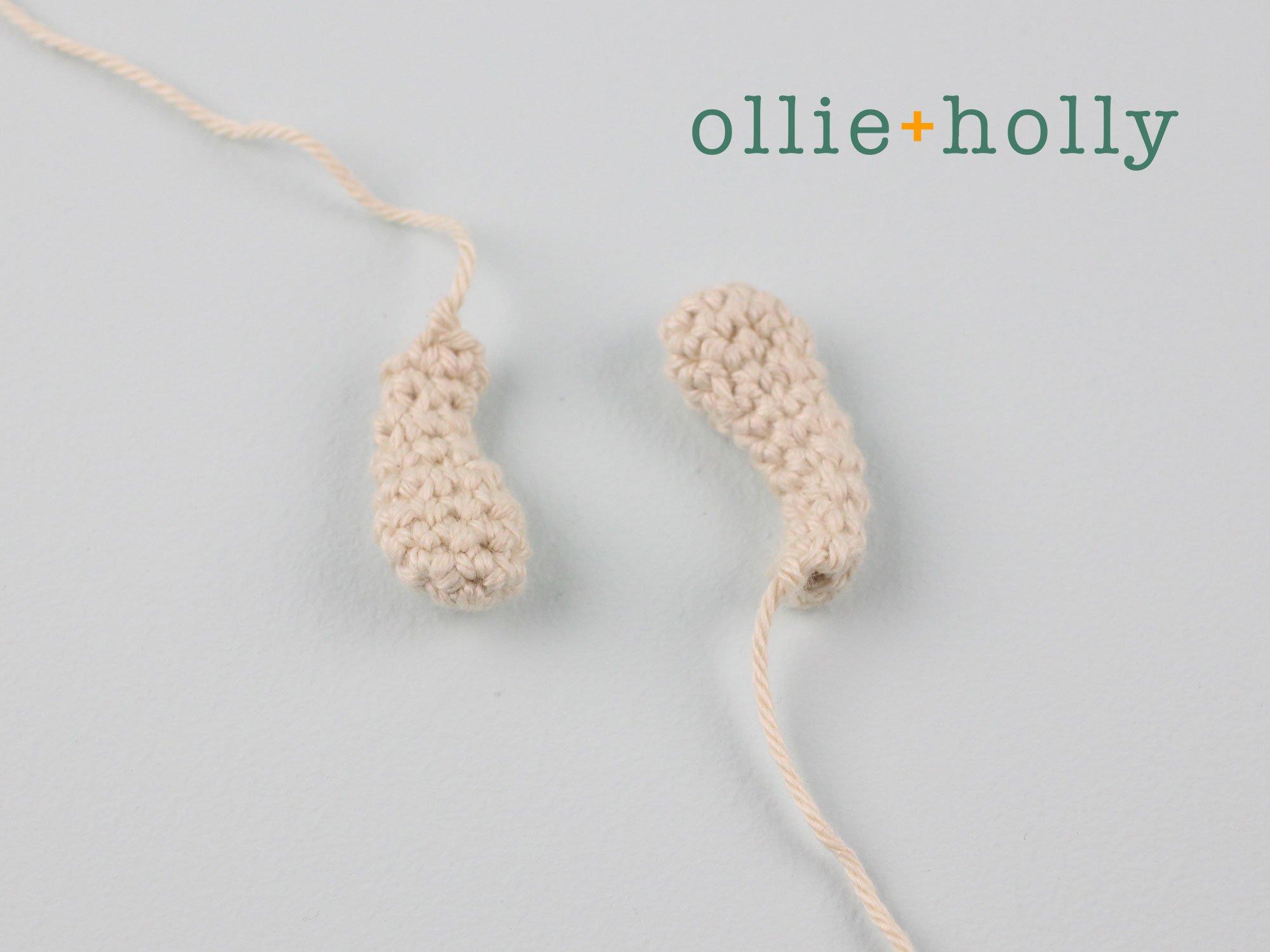 Free Maneki Neko Lucky Cat Amigurumi Crochet Pattern Step 8