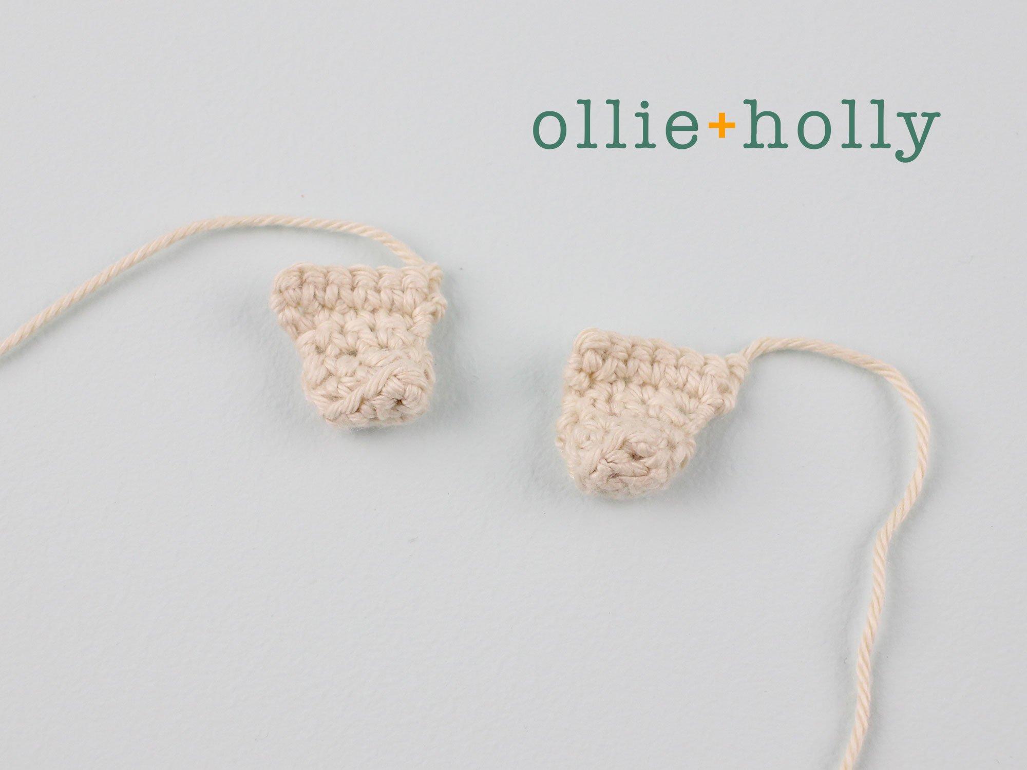 Free Maneki Neko Lucky Cat Amigurumi Crochet Pattern Step 9