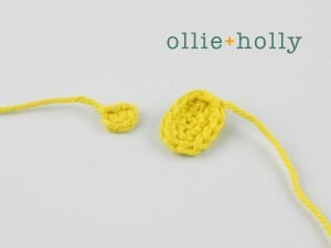 Free Maneki Neko Lucky Cat Amigurumi Crochet Pattern Step 11
