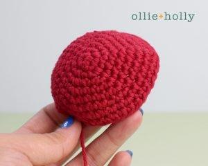 Free Disney Ariel Little Mermaid Amigurumi Crochet Pattern Step 2