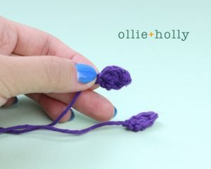 Free Disney Ariel Little Mermaid Amigurumi Crochet Pattern Step 6