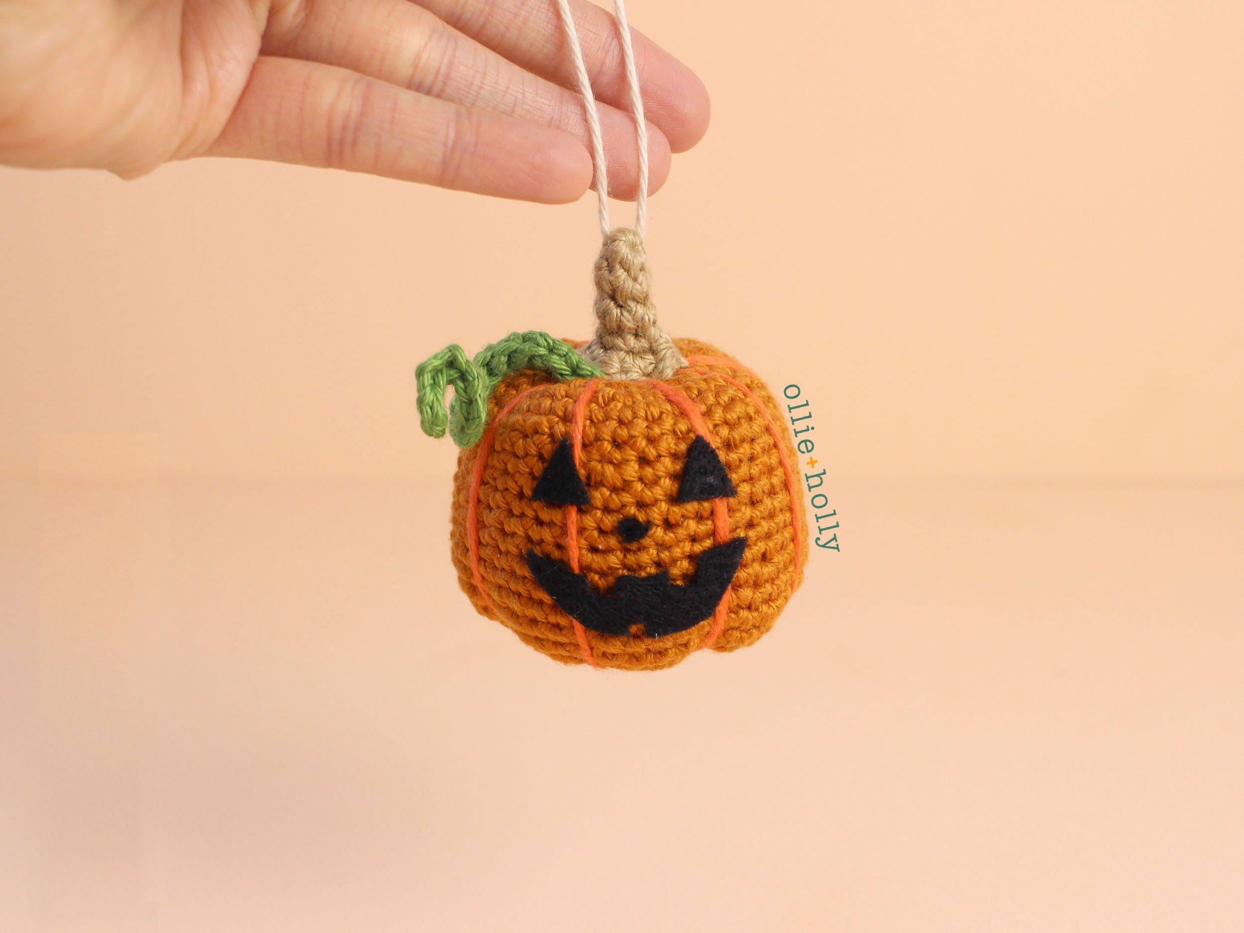Medium Crochet Pumpkin Pattern - Crochet 365 Knit Too | 1875x2500