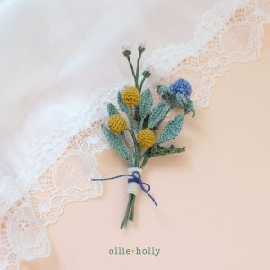 Flower Bouquet Crochet Patterns