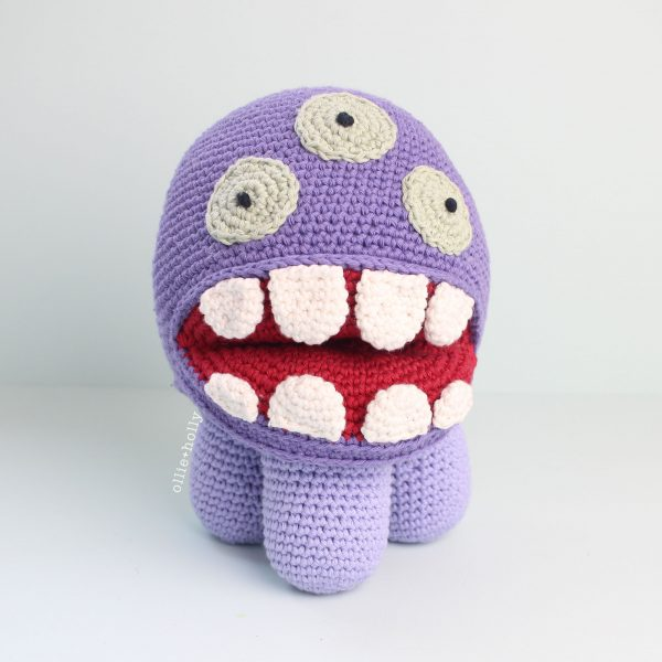 Dodomeki from Bob's Burgers Amigurumi Crochet (Pattern Only)