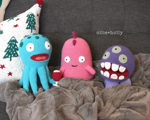 Louise Belcher's Stuffed Animal Toys Mizuchi Dodomeki Akkoro Kamui