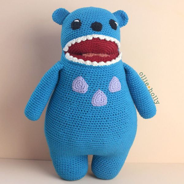 Bakeneko from Bob's Burgers Amigurumi Crochet (Pattern Only)