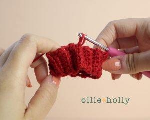 The Rescuers Bernard Mouse Free Amigurumi Crochet Pattern Sweater Step 3