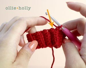 The Rescuers Bernard Mouse Free Amigurumi Crochet Pattern Sweater Step 5