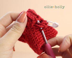 The Rescuers Bernard Mouse Free Amigurumi Crochet Pattern Sweater Step 12