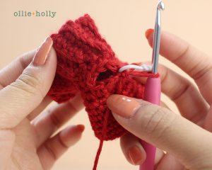 The Rescuers Bernard Mouse Free Amigurumi Crochet Pattern Sweater Finished