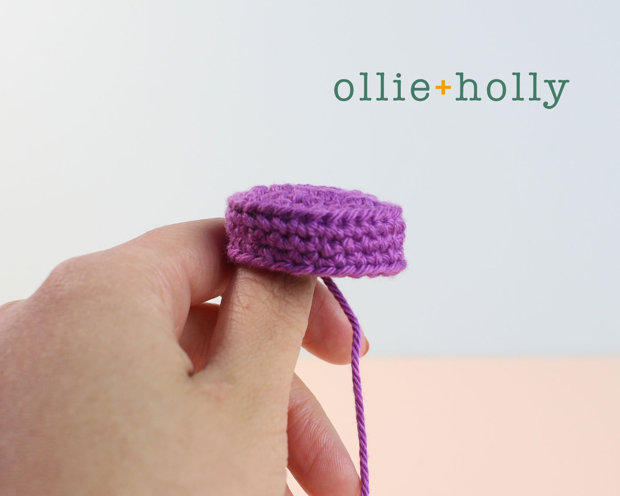 The Rescuers Miss Bianca Mouse Free Amigurumi Crochet Pattern Hat