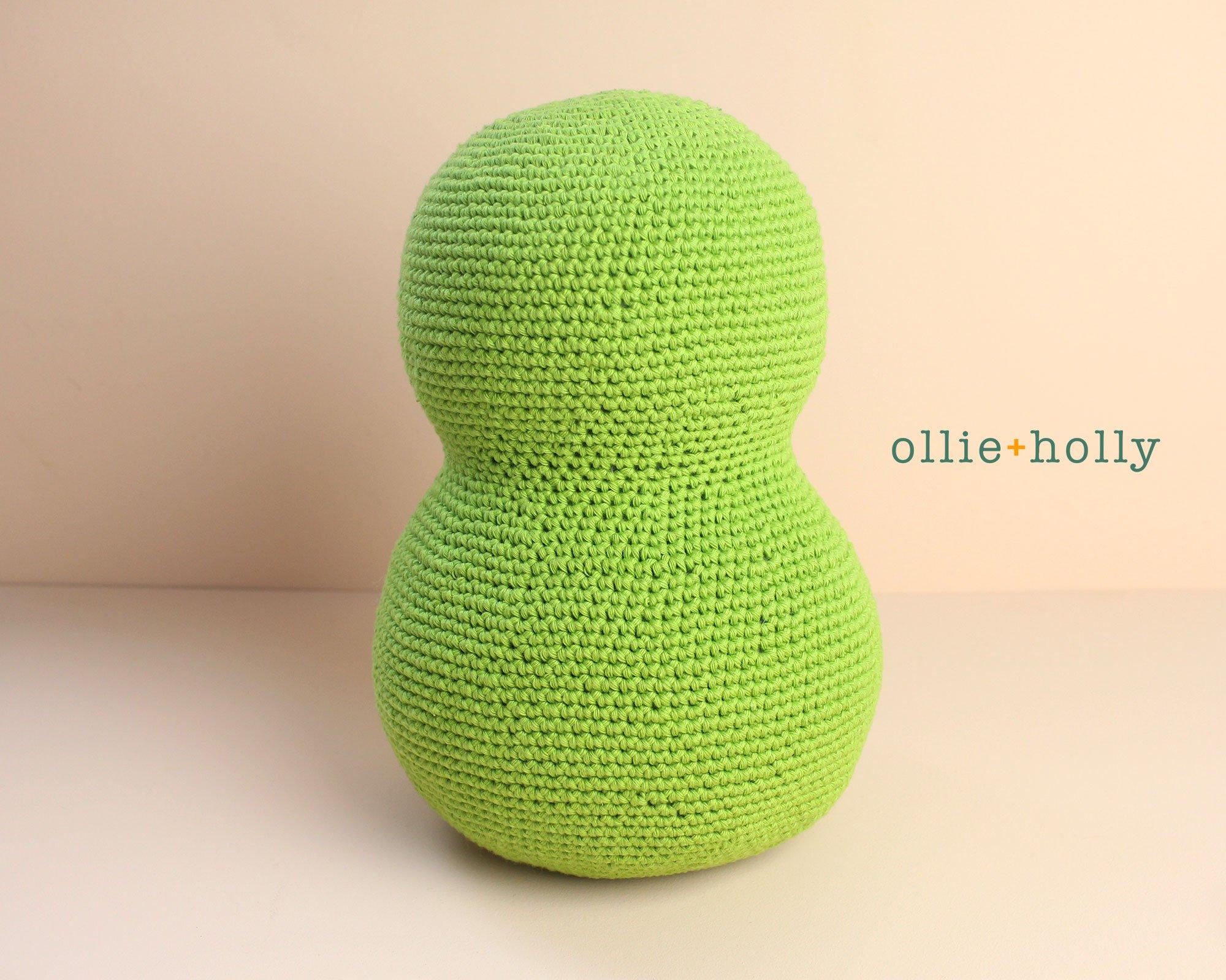 Free Louise Belcher's Stuffed Animal Kuchi Kopi (from Bob's Burgers) Amigurumi Crochet Pattern Step 1