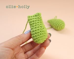 Free Louise Belcher's Stuffed Animal Kuchi Kopi (from Bob's Burgers) Amigurumi Crochet Pattern Step 3