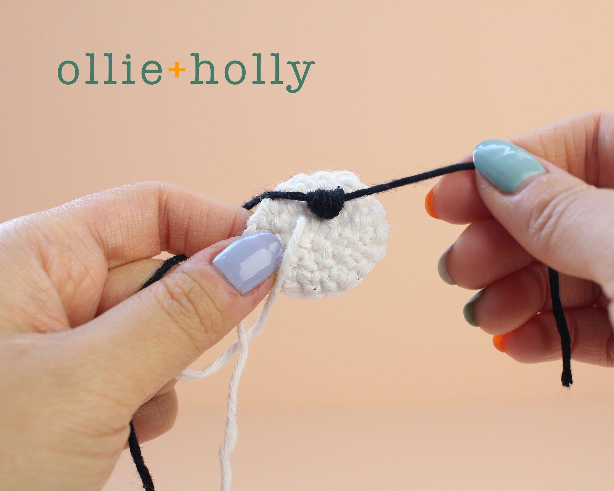 Free Louise Belcher's Stuffed Animal Kuchi Kopi (from Bob's Burgers) Amigurumi Crochet Pattern Step 6