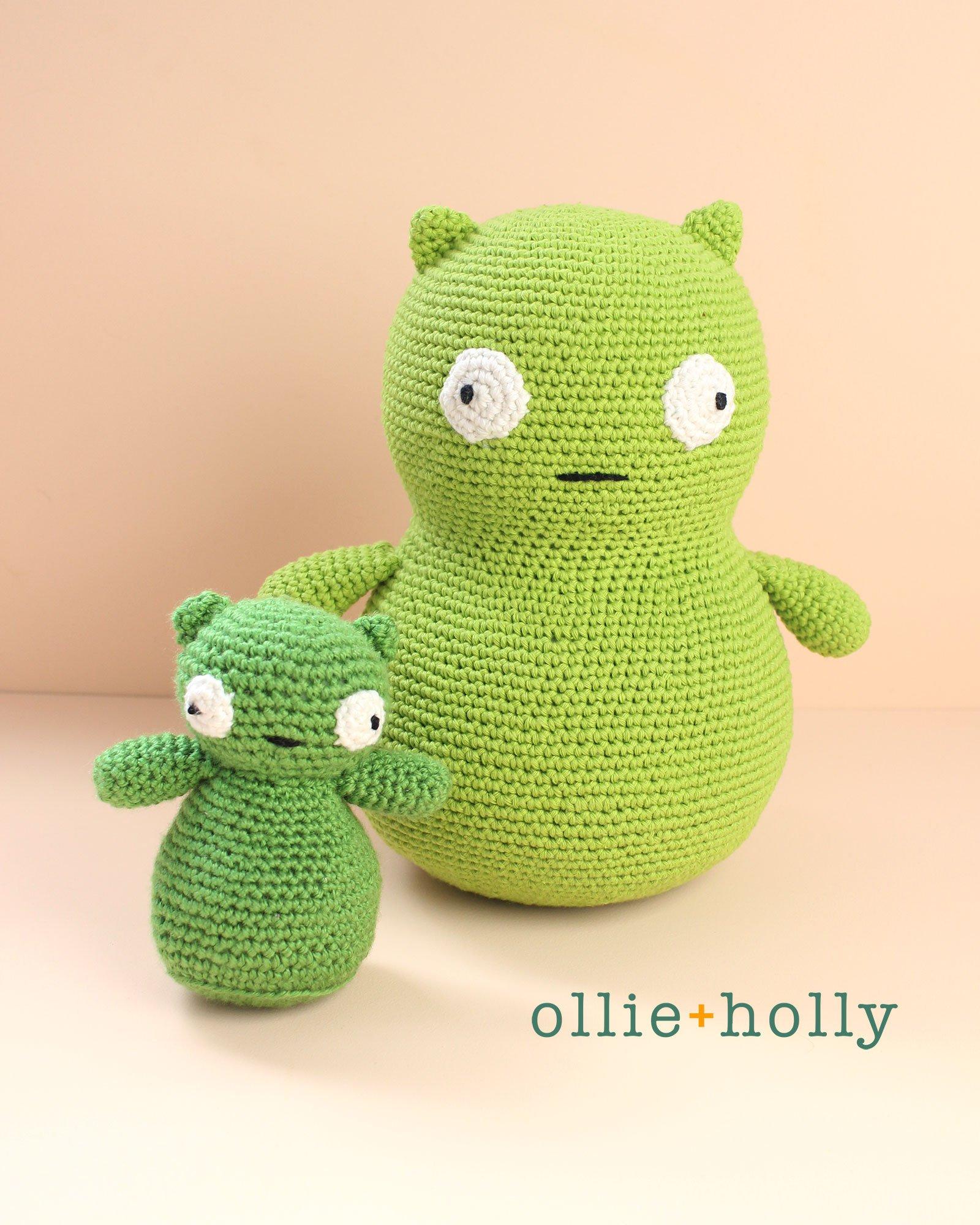 Free Louise Belcher's Stuffed Animal Kuchi Kopi (from Bob's Burgers) Amigurumi Crochet Pattern