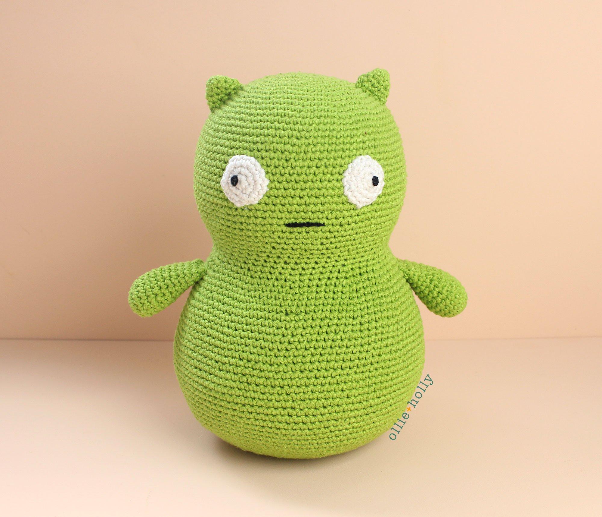 Crochet Amigurumi Garden Animal Toys Free Patterns | 1715x2000