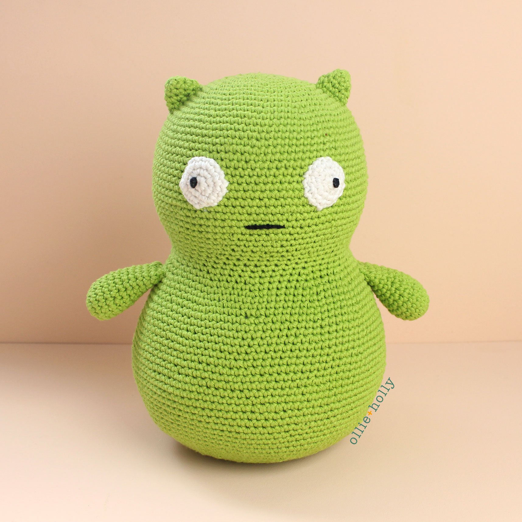Kuchi Kopi from Bob's Burgers Amigurumi Crochet (Pattern Only)