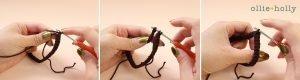 Free Mandalorian Din Djarin Amigurumi Crochet Pattern Belt Step 1