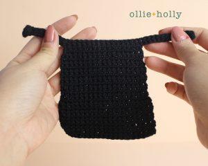 Free Mandalorian Din Djarin Amigurumi Crochet Pattern Cape Step 3