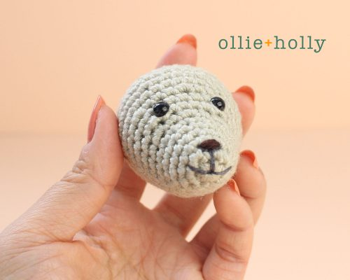 Free Chinese New Year Mouse Amigurumi Crochet Pattern Step 2