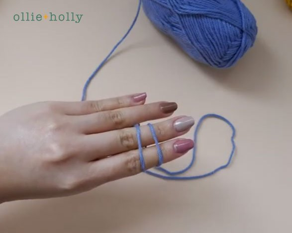 How To Crochet A Magic Circle (Magic Ring) for Amigurumi Step 5