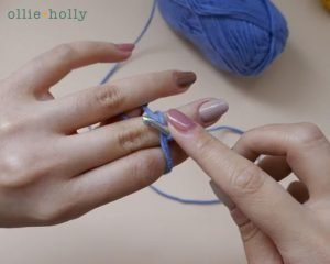 How To Crochet A Magic Circle (Magic Ring) for Amigurumi Step 9