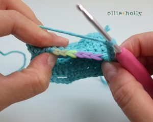 Free Nurse Cat Stuffed Animal Amigurumi Crochet Pattern Step 5