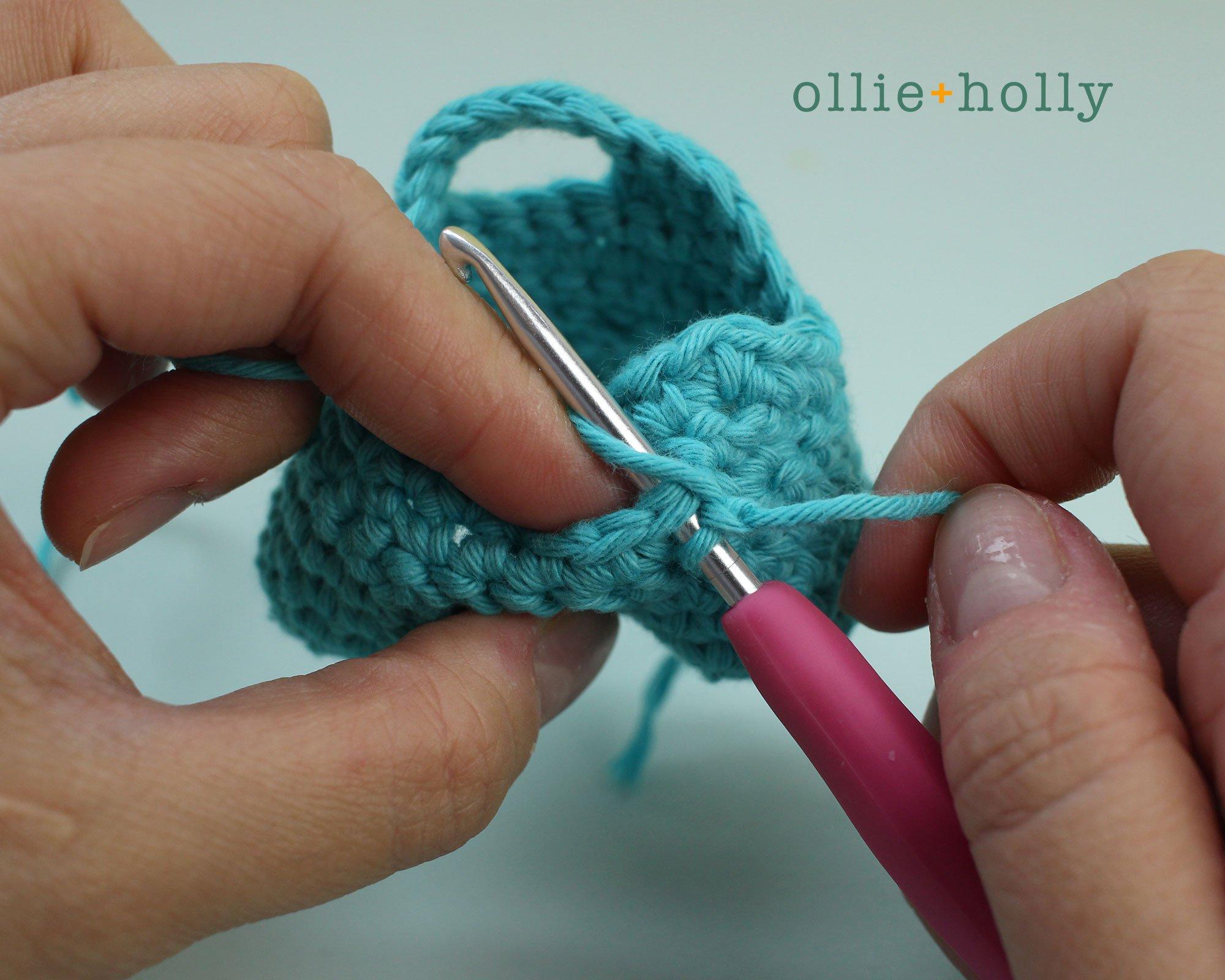 Free Nurse Cat Stuffed Animal Amigurumi Crochet Pattern Step 7