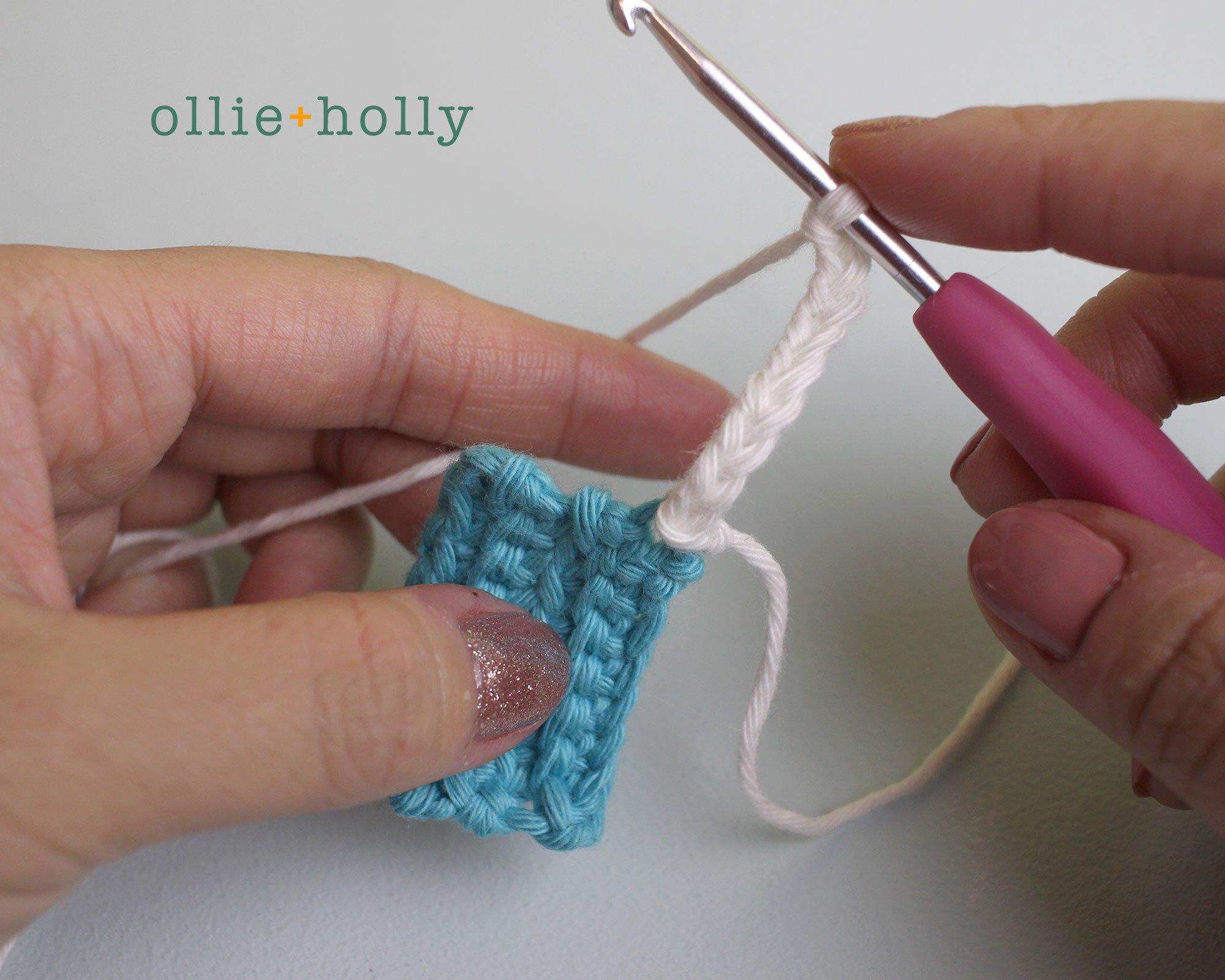 Free Nurse Cat Stuffed Animal Amigurumi Crochet Pattern Step 10
