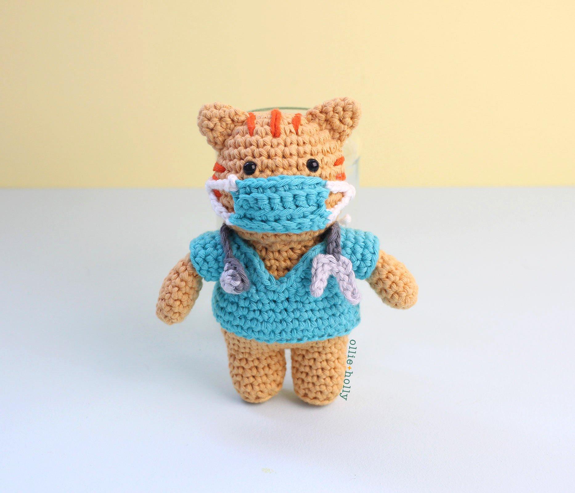 Amigurumi panda free pattern | crochet toy pattern lilleliis | 1600x1866