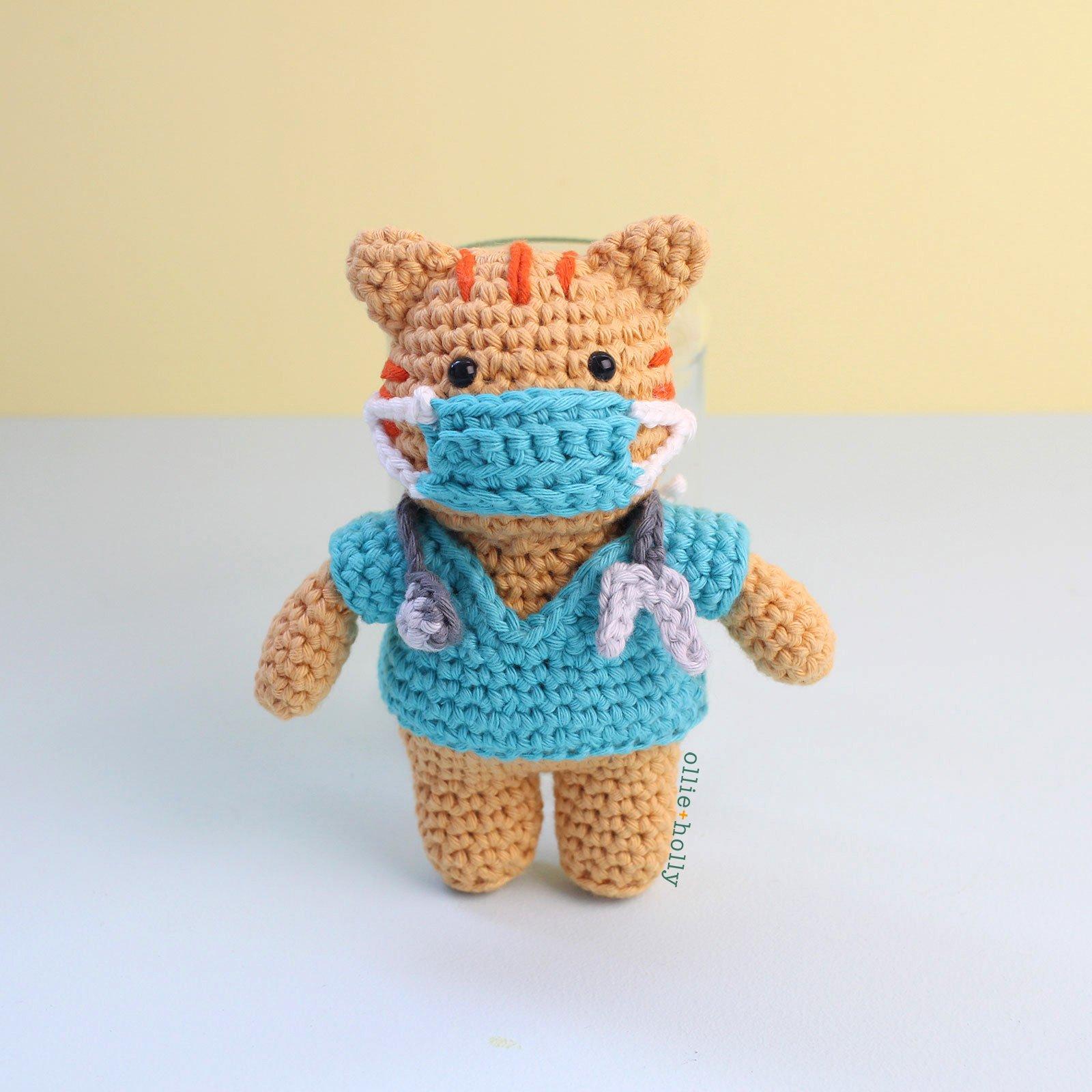 19 Beginner Amigurumi Patterns (Unbelievably Cute ... | 1600x1600