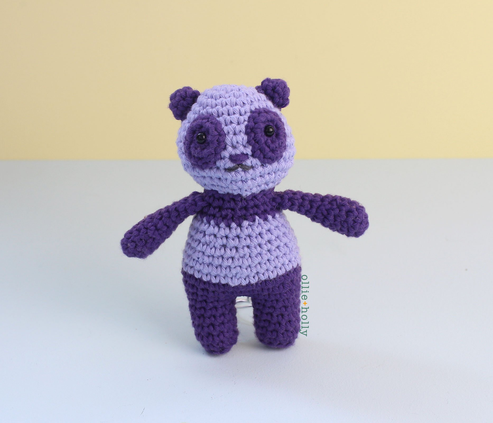 Panda Amigurumi - Free Crochet Pattern | Craft Passion – Page 2 of ... | 1600x1866