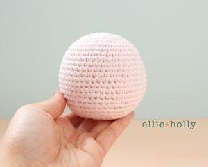Free Miss Understood (Mr. Frond's Therapy Dolls from Bob's Burgers) Amigurumi Crochet Pattern Step 1