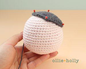 Free Miss Understood (Mr. Frond's Therapy Dolls from Bob's Burgers) Amigurumi Crochet Pattern Step 6