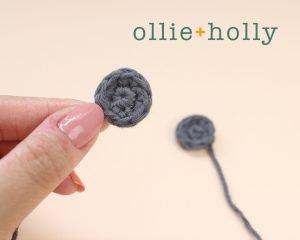 Free Miss Understood (Mr. Frond's Therapy Dolls from Bob's Burgers) Amigurumi Crochet Pattern Step 5