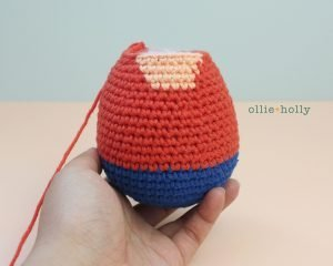 Free Distracts-his-friendzo Lorenzo (Mr. Frond's Therapy Dolls from Bob's Burgers) Amigurumi Crochet Pattern Step 2